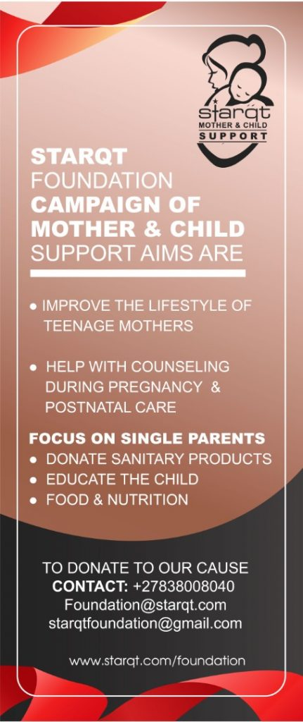 Campaign for Mother & child support